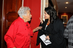 Interviewing the legendary Leah Chase